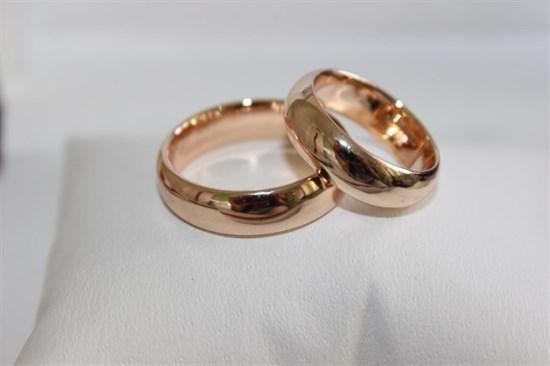 Обручальное кольцо из Дубая 0,6 мм - фото 13806