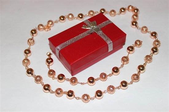 "Набор из Дубайского золота ""Бурдж аль-Араб"" ширина 1,0 см - фото 21252"
