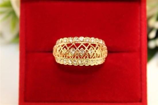 """Кольцо """"Королева Виктория """" - фото 43687"""