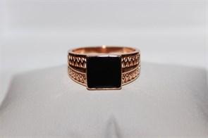 Кольцо из Дубайского золота