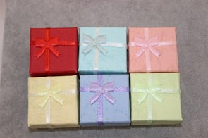 Подарочная коробка 4,2*4,2*3,0