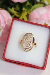"""Кольцо из Дубайского золота """"Анжелика"""""""