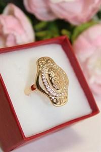 "Кольцо из Дубайского золота  ""Ясмина"""